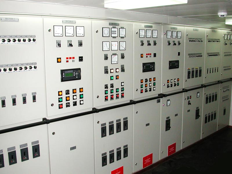 Electrical Contractor Consulting Engineers Control Panel Power Panel ...